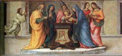 Circumcision | Mariotto Albertinelli | Oil Painting