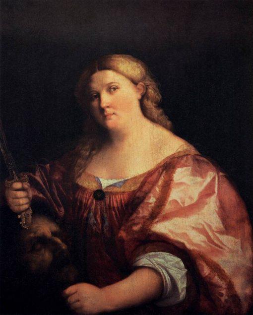 Judith | Palma il Vecchio | Oil Painting