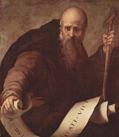 Antonius Abbas | Pontormo | Oil Painting