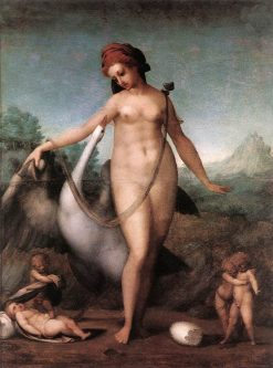 Leda and the Swan | Pontormo | Oil Painting