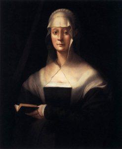 Maria Salviati   Pontormo   Oil Painting