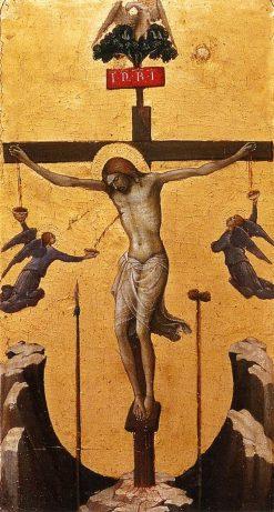 Crucifixion | Lorenzo Monaco | Oil Painting
