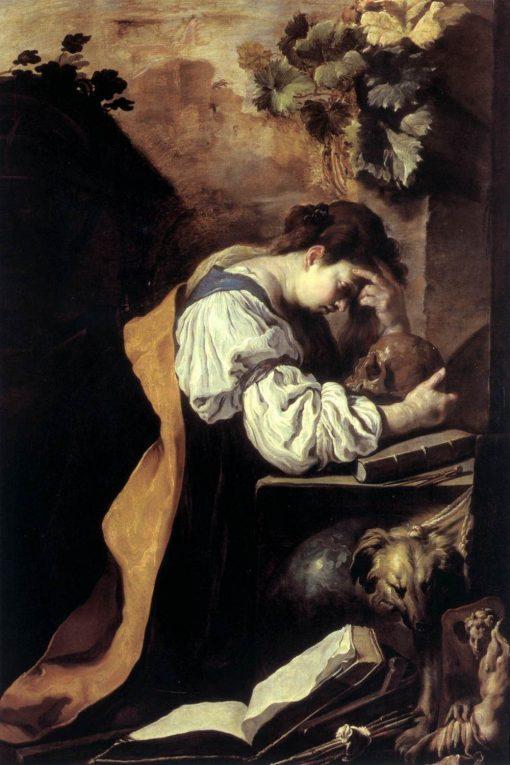 Melancholy | Domenico Fetti | Oil Painting
