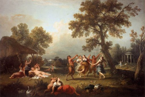 Bacchanal | Francesco Zuccarelli | Oil Painting