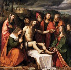 Pieta | Girolamo Romanino | Oil Painting