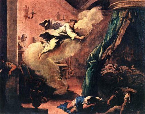Dream of Aesculapius | Sebastiano Ricci | Oil Painting