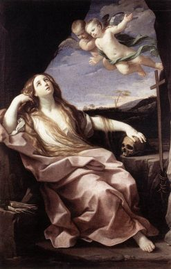 Saint Mary Magdalene | Guido Reni | Oil Painting