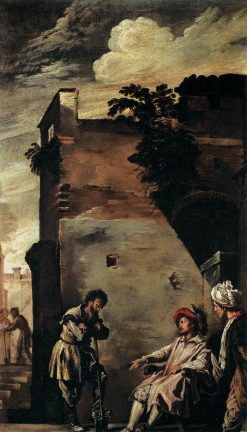 The Parable of the Vineyard | Domenico Fetti | Oil Painting