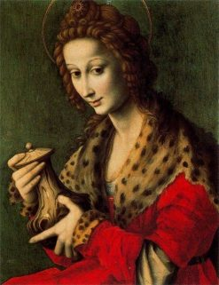 Mary Magdalene | Il Bacchiacca | Oil Painting
