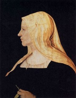 Portrait of a Woman | Piero di Cosimo | Oil Painting