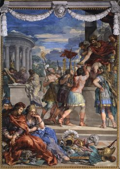Age of Bronze | Pietro da Cortona | Oil Painting