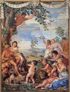 Age of Gold | Pietro da Cortona | Oil Painting