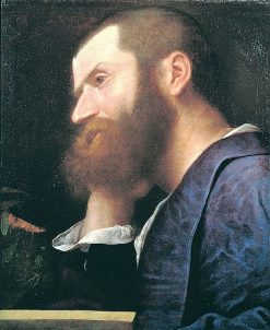 Portrait of Pietro Aretino | Titian | Oil Painting