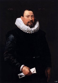 Portrait of a Man | Anthony van Dyck | Oil Painting
