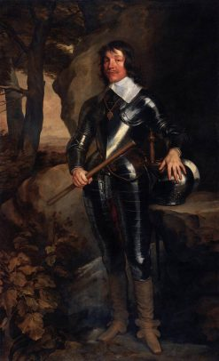 James Hamilton | Anthony van Dyck | Oil Painting