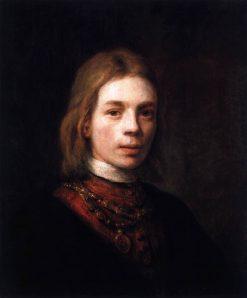 Self-Portrait   Samuel van Hoogstraeten   Oil Painting