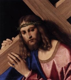 Christ Carrying the Cross | Vincenzo Catena | Oil Painting