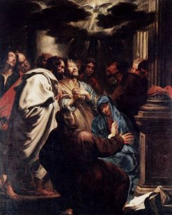 Pentecost | Anthony van Dyck | Oil Painting