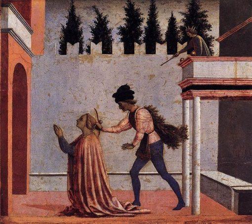 The Martyrdom of Saint Lucy | Domenico Veneziano | Oil Painting