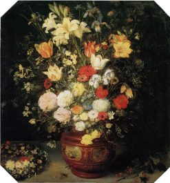 Flower Still Life | Jan Brueghel the Elder | Oil Painting