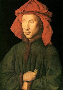 Portrait of Giovanni Arnolfini | Jan van Eyck | Oil Painting