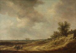 Landscape | Jan van Goyen | Oil Painting