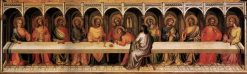 The Last Supper | Lorenzo Monaco | Oil Painting