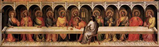 The Last Supper   Lorenzo Monaco   Oil Painting