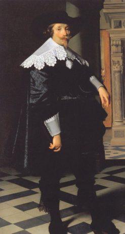 Cornelius de Graeff | Nicolaes Eliasz. Pickenoy | Oil Painting