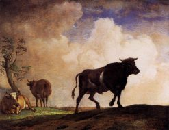 The Bull | Paulus Potter | Oil Painting