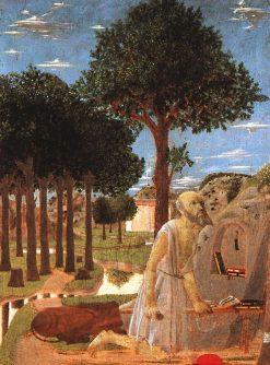 The Penance of Saint Jerome | Piero della Francesca | Oil Painting