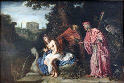 Susanna and the Elders | Pieter Lastman | Oil Painting