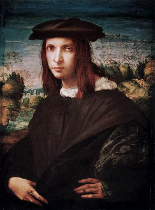 A Young Man | Rosso Fiorentino | Oil Painting