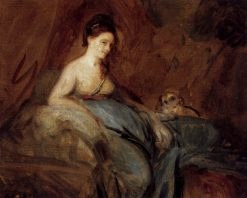 The Actress Kitty Fisher | Sir Joshua Reynolds | Oil Painting