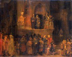 Ecce Homo | Aert de Gelder | Oil Painting