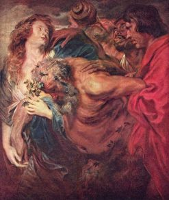 Drunk Silenus | Anthony van Dyck | Oil Painting