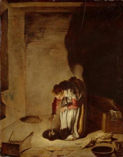The Parable of the Lost Coin | Domenico Fetti | Oil Painting