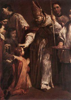 The Seven Sacraments: Confirmation | Giuseppe Maria Crespi | Oil Painting
