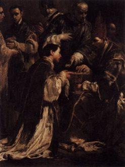 The Seven Sacraments: Ordination | Giuseppe Maria Crespi | Oil Painting