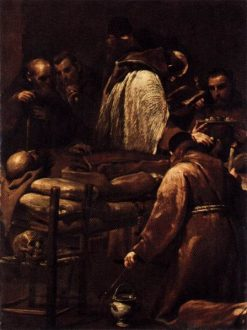 The Seven Sacraments: Extreme Unction | Giuseppe Maria Crespi | Oil Painting