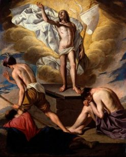 Christ Risen | Juan Bautista Maino | Oil Painting