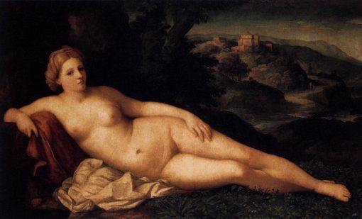 Venus | Palma il Vecchio | Oil Painting