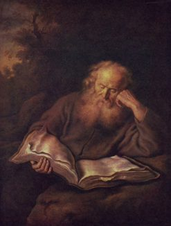 The Hermit | Salomon Koninck | Oil Painting