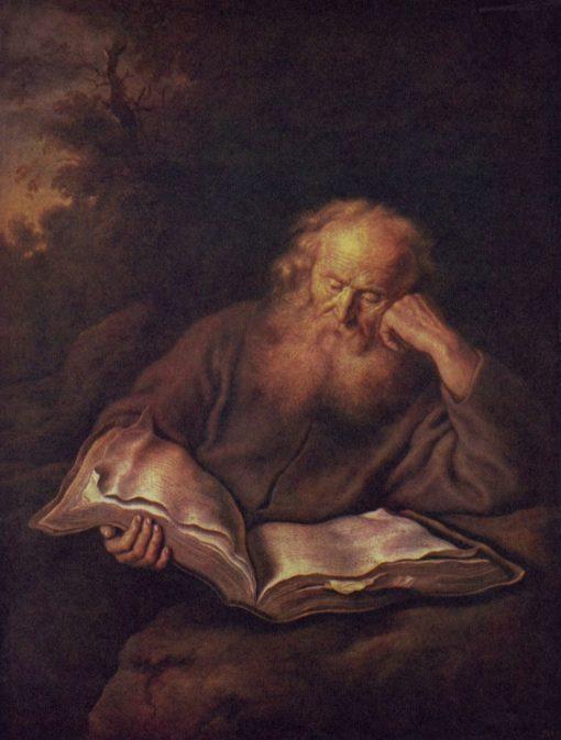 The Hermit | Salomon Koninck | Oil Painting