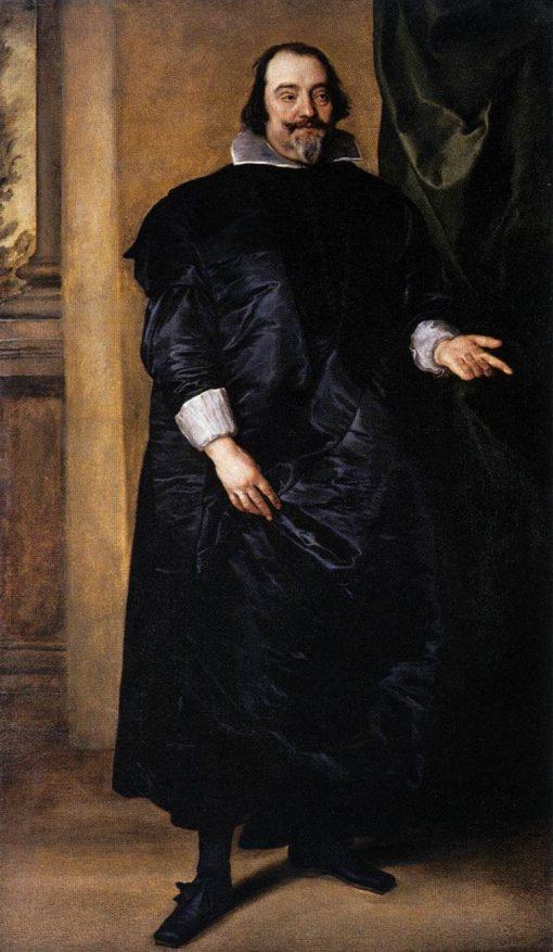 Joost de Hertoghe | Anthony van Dyck | Oil Painting