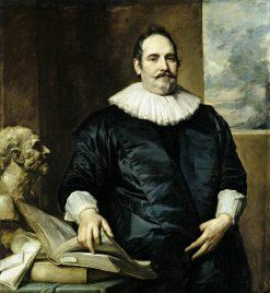 Justus van Meerstraeten | Anthony van Dyck | Oil Painting