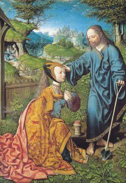 Noli me Tangere | Jacob Cornelisz. van Oostsanen | Oil Painting