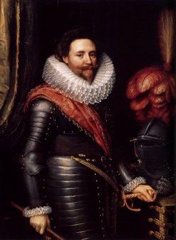 Portrait of Frederick Hendrick