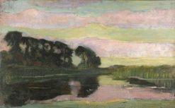 Landscape | Piet Mondriaan | Oil Painting