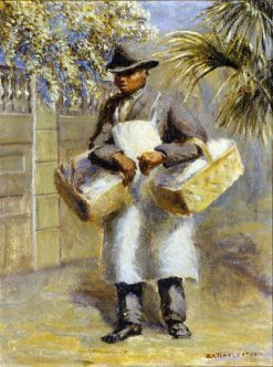 The Honey Man | Edwin Harleston | Oil Painting